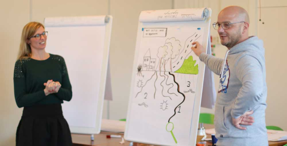 Visueel-faciliteren-training