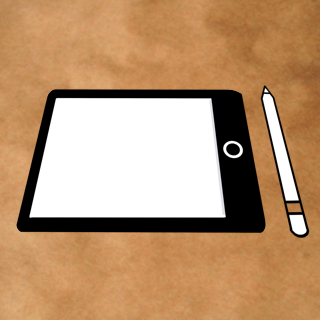 digitaal tekenen met de ipad