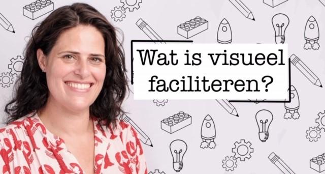Wat is visueel faciliteren?