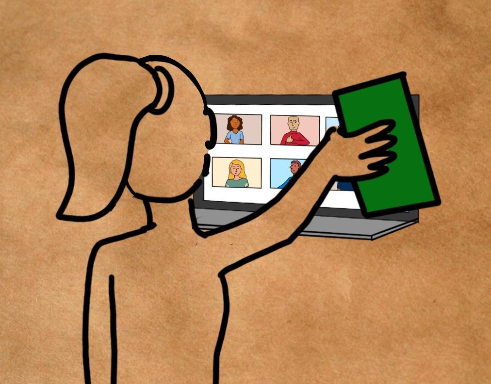 digitaal overleg visueler