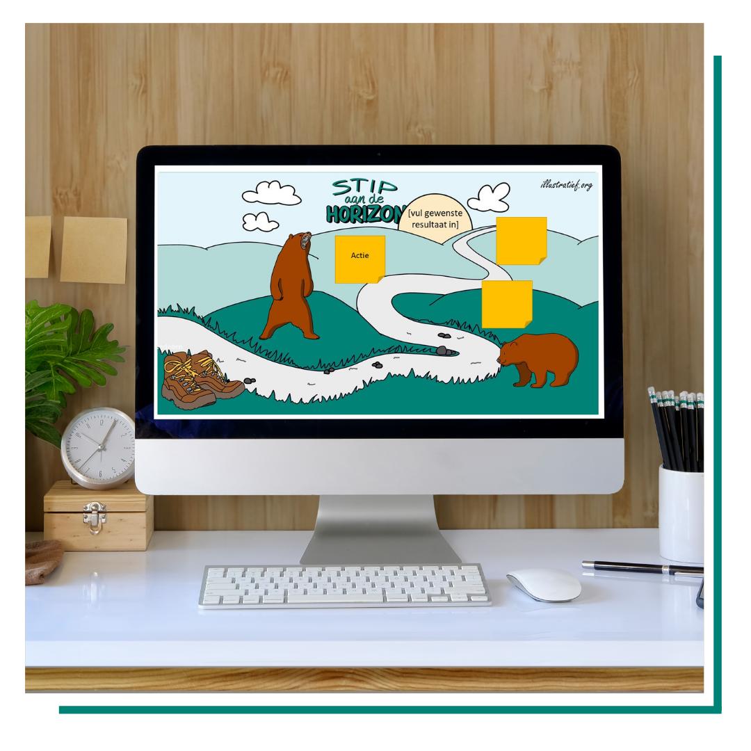 creatief online vergaderen