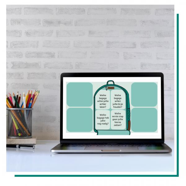 evalueren en doelen stellen online