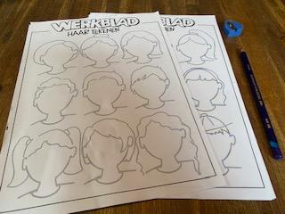 teken haar zakelijk tekenen 2