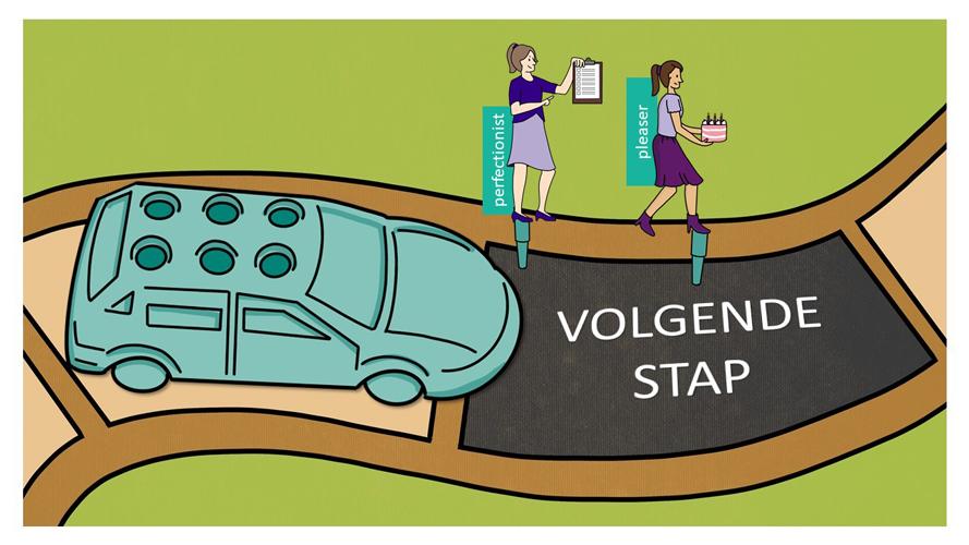 Voicedialogue: leer andere kanten van jezelf kennen